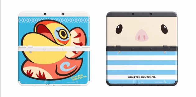 new 3ds carcasas 3