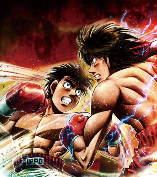 Hajime-no-Ippo-the-Fighting-main-visual