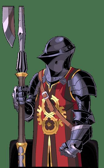 Soldado New Etrian Odyssey 2