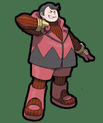 Tatiano Pokemon Rubi Omega Zafiro Alfa 00