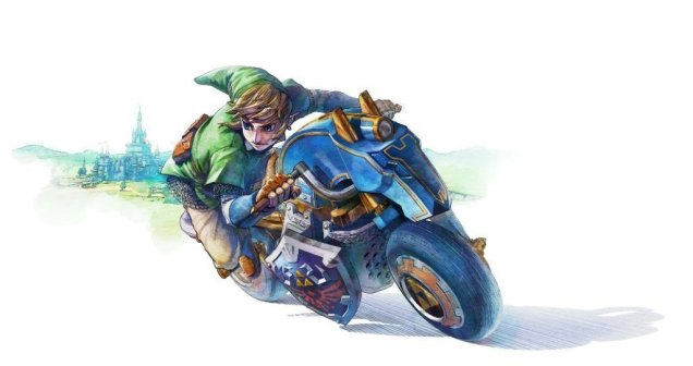 Moto Hyliana Mario Kart 8