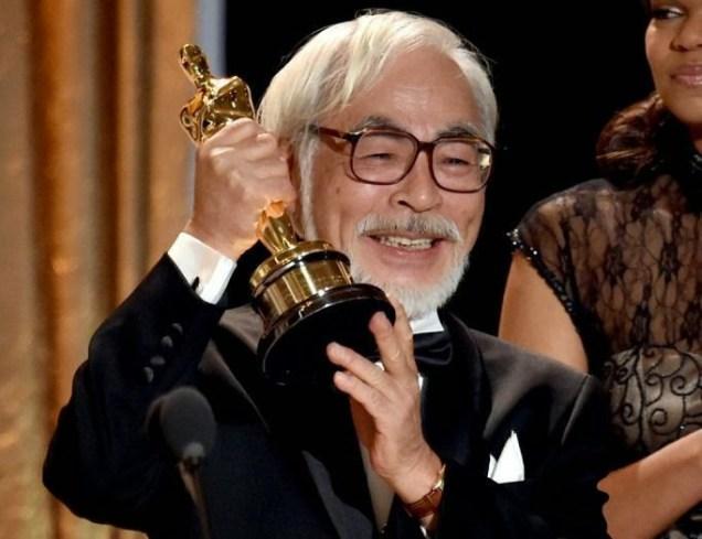 Hayao Miyazaki Oscar 2014