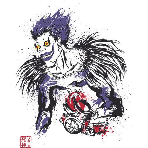 Ink Ryuk