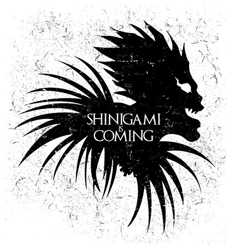 Shinigami is comic