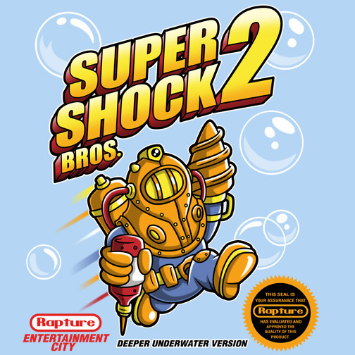 Super Bioshock Bros 2