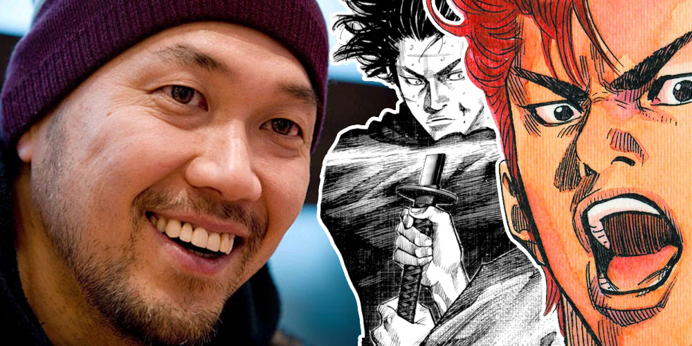 takehiko inoue interview