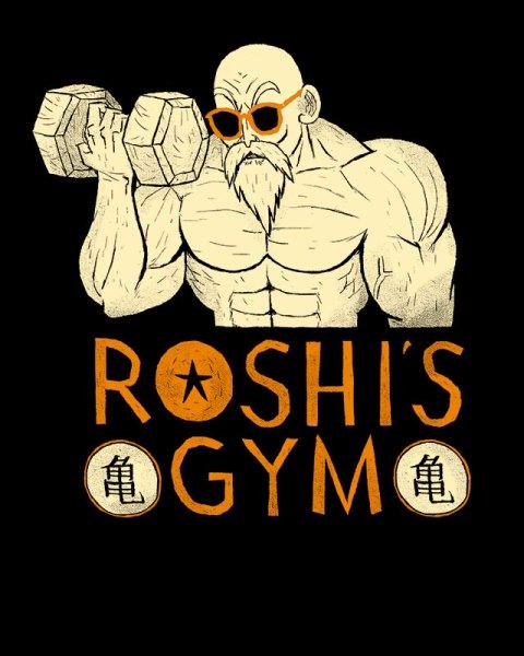 Roshis-Gym