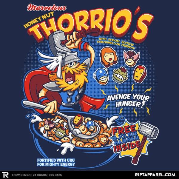 Thorrios