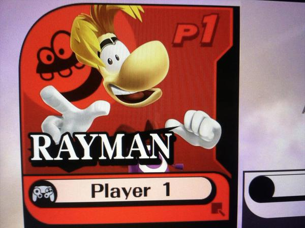 Rayman Smash Bros 04