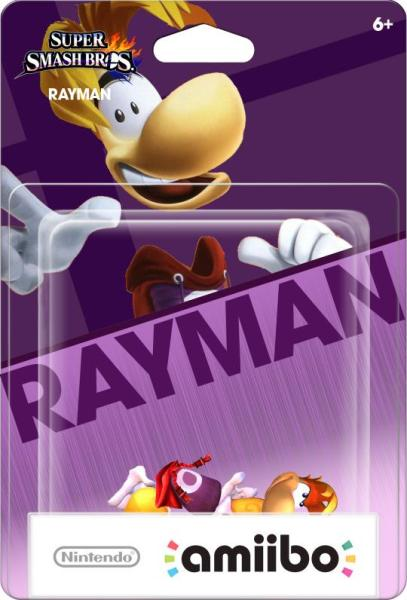 Rayman amiibo fake