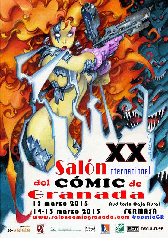 salon comic granada xx