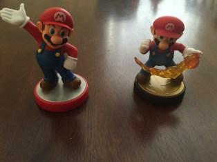 Amiibo Mario Super Mario