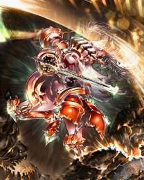 Caballero Cebolla Mevius Final Fantasy