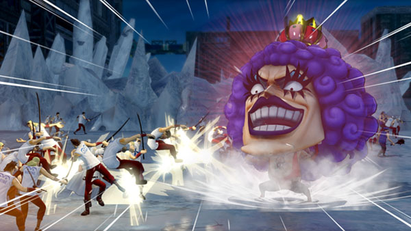 Ivankov One Piece Pirate Warriors 3