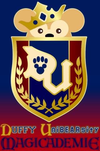 unibearsity_duffy_the_disney_bear_logo_4_by_captainrex911-d5xep6f