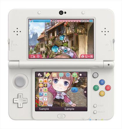 Atelier Rorona tema 3DS 01