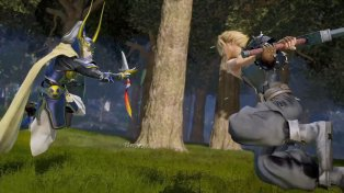 Dissidia Final Fantasy PS4 01