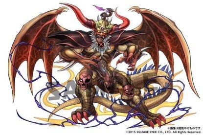 Final Fantasy Puzle Dragons 07