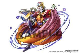 Final Fantasy Puzle Dragons 15