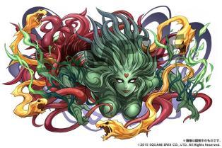 Final Fantasy Puzle Dragons 18