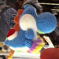 Yoshi lana azul amiibo