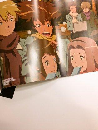 Digimon Adventure tri otomedia 1