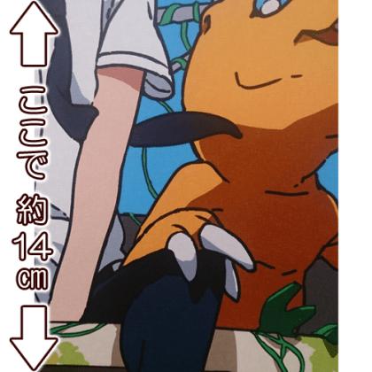 Digimon Adventure tri wall scroll 03