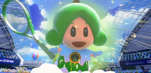 Princesa-Hada-Mario-Tennis-Ultra-Smash