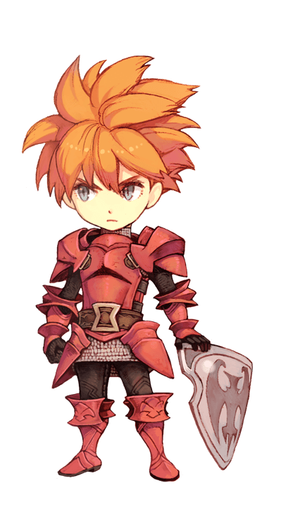Heroe Adventures of Mana