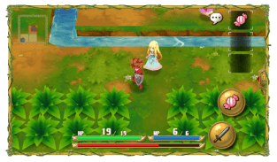 Heroina Adventures of Mana 2