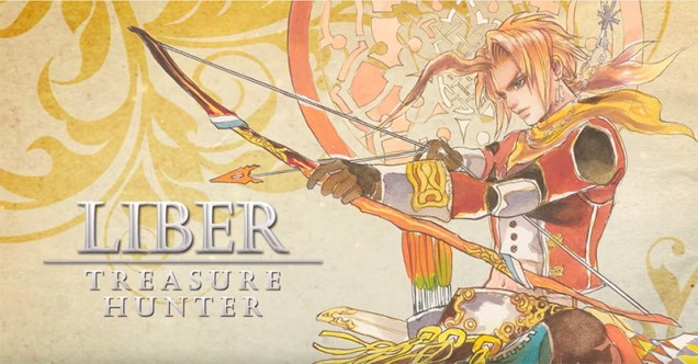 Liber The Legend of Legacy