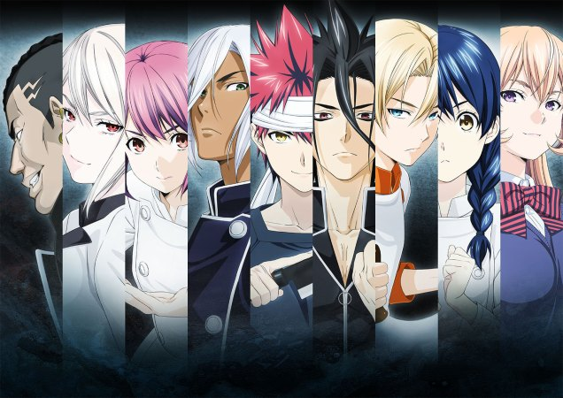 Shokugeki no Soma anime 2nd season
