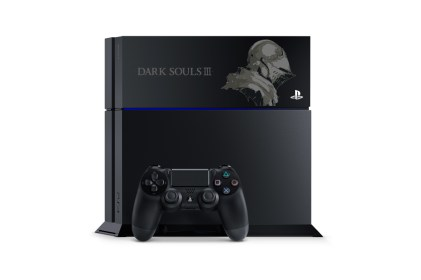 PS4 Dark Souls III Elite Knight 2
