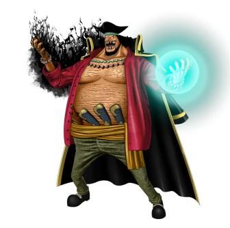 Barbanegra One Piece Burning Blood