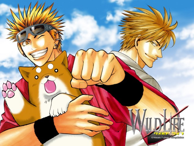 Wild Life manga