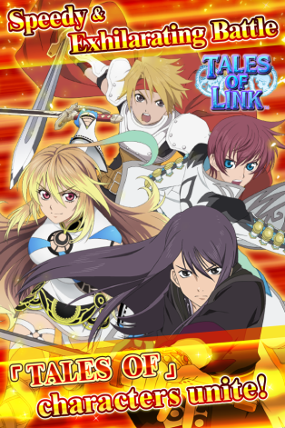 Tales of Link ios android 01