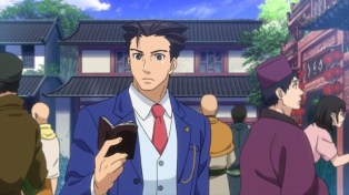 Ace Attorney 6 abril 18