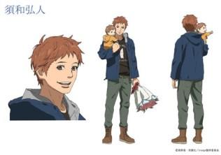 Hiroto Suwa Orange anime 2
