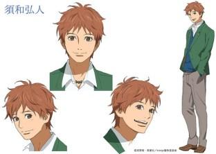 Hiroto Suwa Orange anime