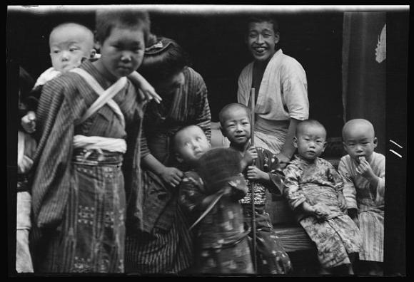 Japon 1900 Arnold Genthe 02