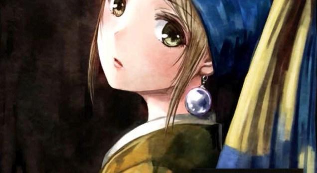 La joven de la perla moe