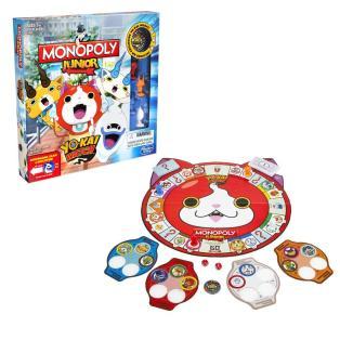 Monopoly Junior Yo Kai Watch 01
