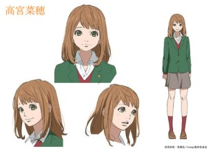 Naho Takamiya Orange anime
