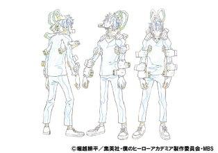 Tomura Shigaraki My Hero Academia anime 05