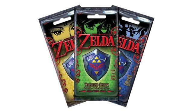 Zelda cartas coleccionables 1