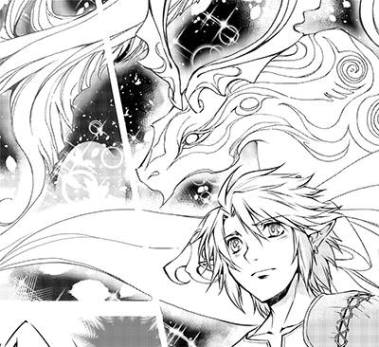 Zelda Twilight Princess manga 09