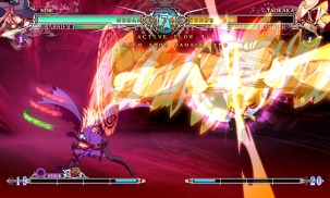 BlazBlue Central Fiction Europa 3