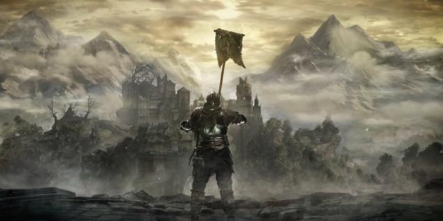 Dark Souls III estandarte