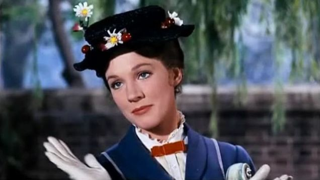 Mary Poppins Posok