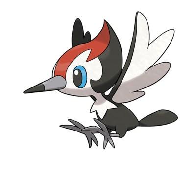 Pikipek Pokemon Sol Luna
